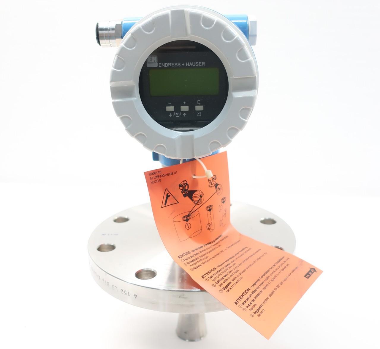 ترانسمیترهای راداری اندازه گیری سطح برای واحد کلرآلکالی پتروشیمی