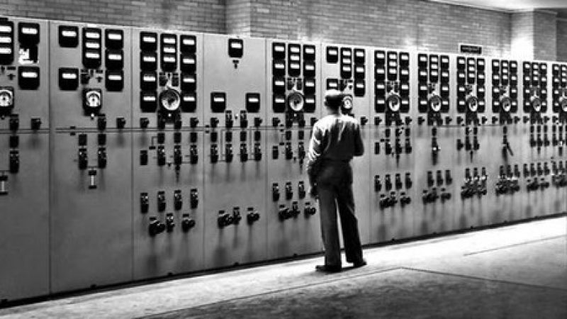 Control Systems; PLC, DCS, Fieldbus