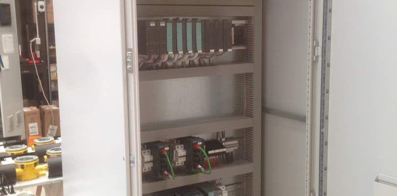 سیستم کنترل PLC پالایشگاه بغداد